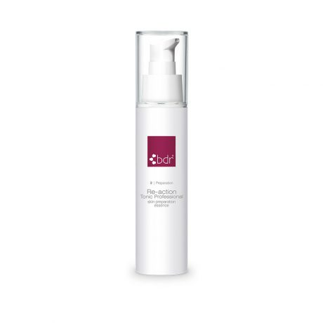 bdr re-action tonic professional beauty bay spa veido tonikas riebiai misriai odai akne spuogai antibakterinis