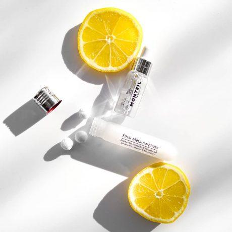 vitaminas c kursas serumas